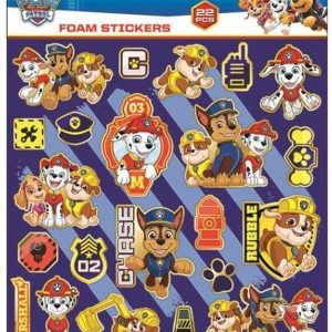 Nickelodeon Foamstickers Paw Patrol 24x20