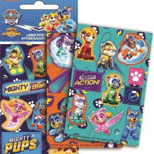 Nickelodeon Stickers Paw Patrol Junior Vinyl