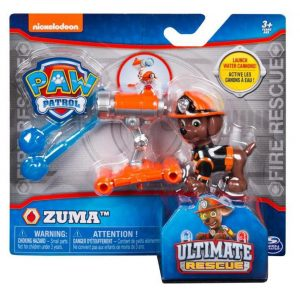 Paw Patrol Action Pack Pup Zuma Ultimate Rescue Water Cannon
