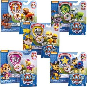 Paw Patrol Action Pack Pup Assorti