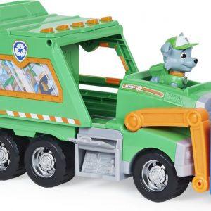 PAW Patrol - Rockys Re Use it Truck Rocky