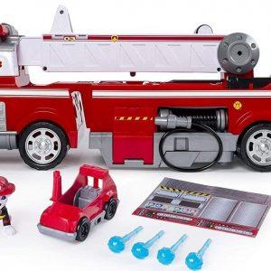 PAW Patrol - PAW Patrol Speelgoed - Ultimate Fire Truck - Brandweerwagen