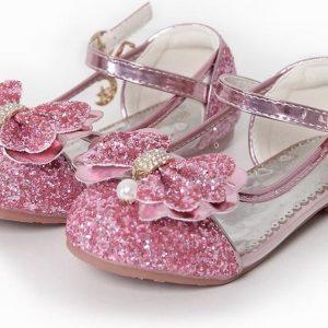 Prinsessenschoenen - Roze - maat 31 - Verkleedkleren Meisje - Elsa schoenen