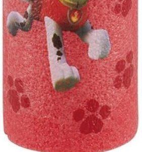 1x Paw Patrol waterpistool/waterpistolen van foam rood - Marshall - 15 cm - Zomerspeelgoed/buitenspeelgoed