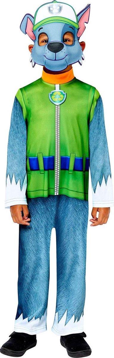 Paw Patrol Rocky-kostuums.