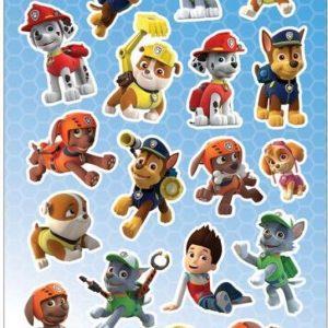 Nickelodeon - Paw Patrol Mini Stickers - 25stuks