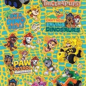 Stickers Dino Rescue Paw Patrol