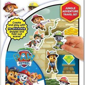 Colorforms - Travel Play set voor kinderen - Paw Patrol - 45 stickers