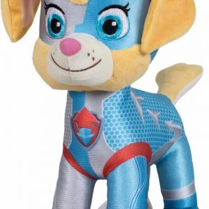 Ella | Paw Patrol | Mighty Pups Super Paws | Pluche | 38cm