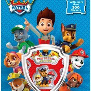 Paw Patrol Stickerboekje - Paw Patrol Stickers