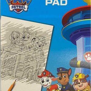 Toverkrasblok Paw Patrol