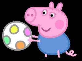 George Peppa Pig